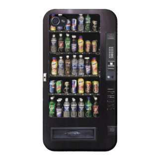 soda vending machine iphone case