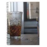 Soda y agua libretas