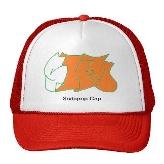 Sodapop Cap Mesh Hats
