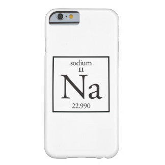 Sodium Barely There iPhone 6 Case