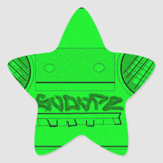 SoDope8 Star Sticker