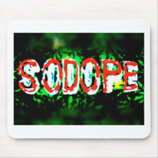 SoDOPE 2 Mouse Pad