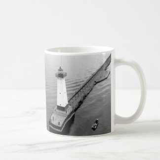 Sodus Outer Lighthouse 2 Classic White Coffee Mug