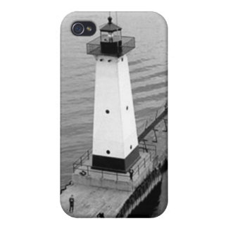 Sodus Outer Lighthouse 2 iPhone 4/4S Cover
