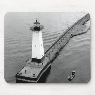 Sodus Outer Lighthouse 2 Mouse Pad
