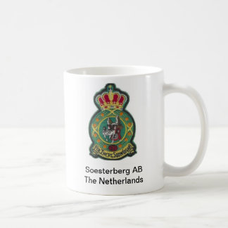 Soesterberg Air Base The Netherlands Mugs