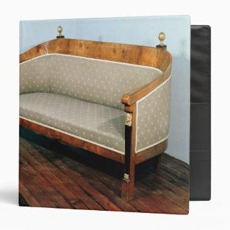 Sofa, Biedermeier style, c.1820 Binders