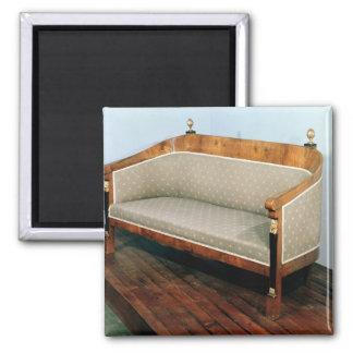Sofa, Biedermeier style, c.1820 Magnets
