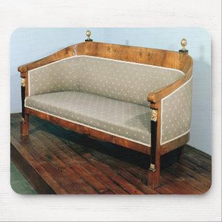 Sofa, Biedermeier style, c.1820 Mouse Pad