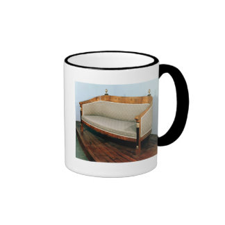 Sofa, Biedermeier style, c.1820 Ringer Coffee Mug