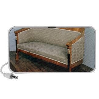 Sofa, Biedermeier style, c.1820 Speaker