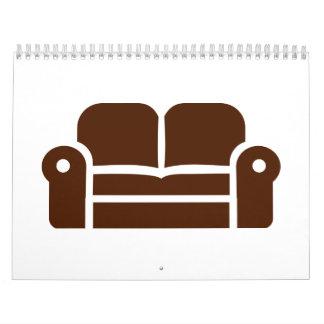 Sofa Calendar