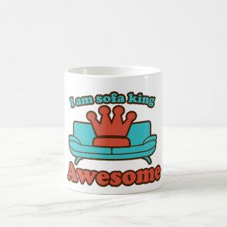 Sofa King Awesome Coffee Mug