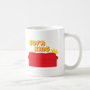 Sofa King Coffee Mug