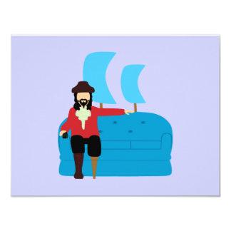 Sofa Pirate Card