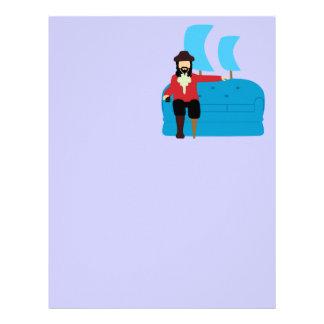 Sofa Pirate Letterhead