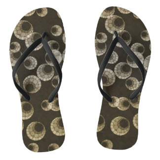 Sofia Abstract Flip Flops