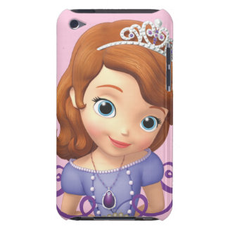 Sofia Barely There iPod Case