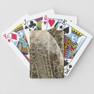 Sofia Bling Abstract Pattern Bicycle Playing Cards