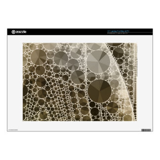 """Sofia Bling Abstract Pattern Decals For 15"""" Laptops"""