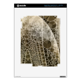 Sofia Bling Abstract Pattern Decals For iPad 3