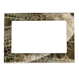 Sofia Bling Abstract Pattern Magnetic Photo Frame