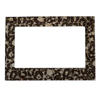 Sofia Cheetah Texture Magnetic Photo Frame