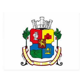 Sofia Coat of Arms Postcard