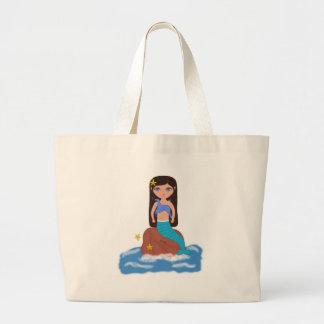 Sofía el bolso de la playa de la sirena bolsa