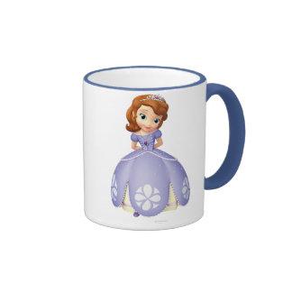 Sofía el primer 1 tazas de café