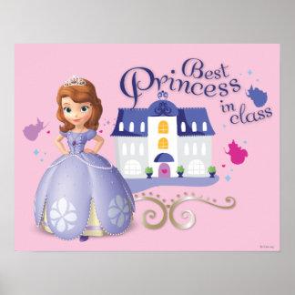 Sofía: La mejor princesa en clase Póster