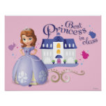 Sofía: La mejor princesa en clase Posters