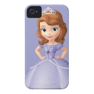 Sofía los primeros 2 iPhone 4 funda