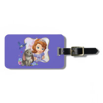 Sofia, Mia and Clover Luggage Tag