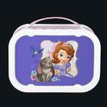 """Sofia, Mia and Clover Lunch Box<br><div class=""""desc"""">Sofia the First</div>"""