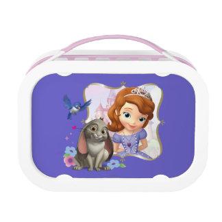 Sofia, Mia and Clover Lunch Box