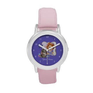 Sofia, Mia and Clover Wrist Watches