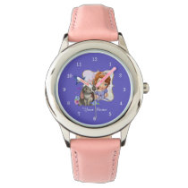Sofia, Mia and Clover Wristwatch