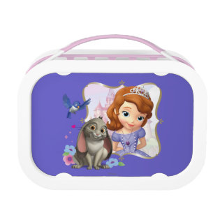Sofia, Mia and Clover Yubo Lunch Boxes