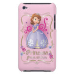 Sofia: Princess from Within Barely There iPod Covers