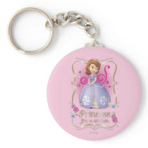 Sofia: Princess from Within Keychain
