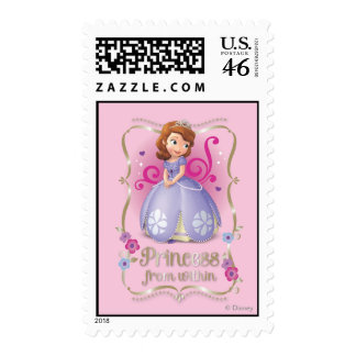 Sofia Princess from Within Postage