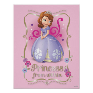 Sofia Princess from Within Print