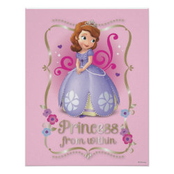 Sofia: Princess from Within Print