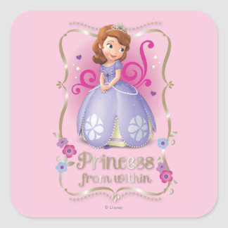Sofia: Princess from Within Stickers