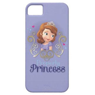 Sofia: Properly Princess iPhone SE/5/5s Case