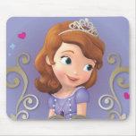 Sofia: Properly Princess Mousepads