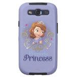 Sofia: Properly Princess Samsung Galaxy SIII Cover