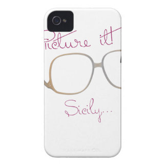 Sofia Quote - The Golden Girls - B iPhone 4 Cover