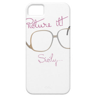 Sofia Quote - The Golden Girls - B iPhone SE/5/5s Case